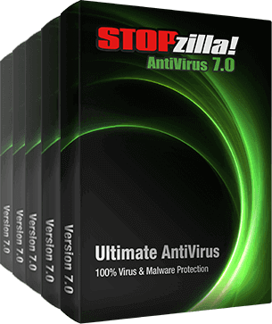 STOPzilla AntiVirus 5PC