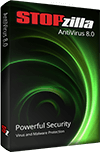 AntiVirus 8.0 Software
