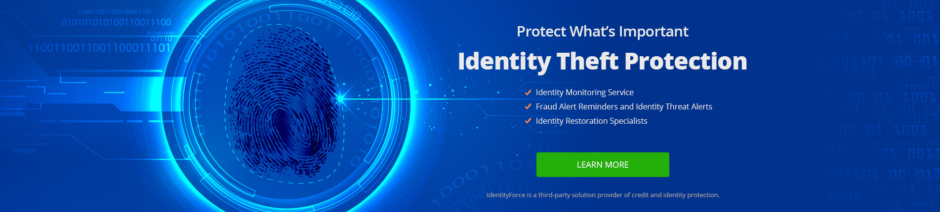 Identity Theft Protection