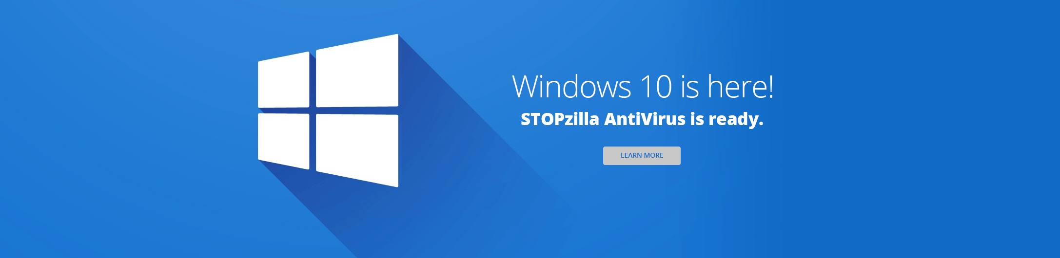 AntiVirus Ready for Windows 10